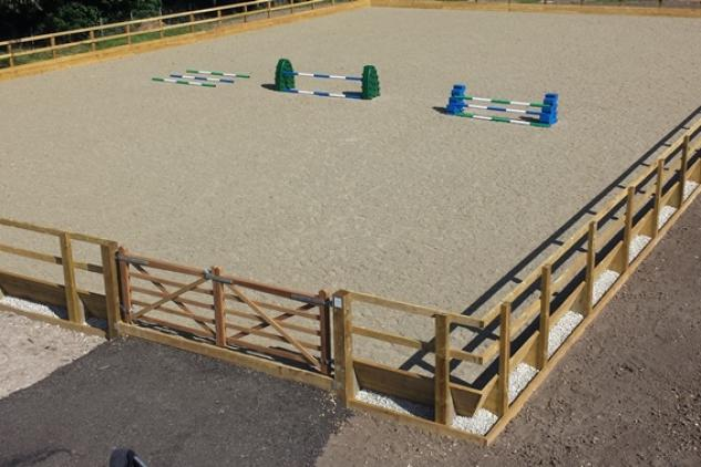 Mark Scott Equestrian Arena 1