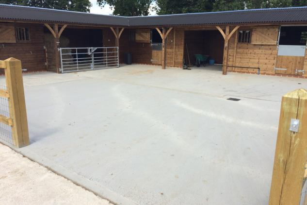 Mark Scott Equestrian Arena 4