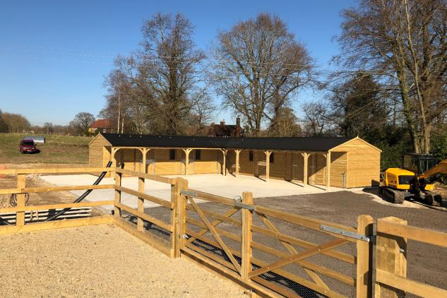 Mark Scott Equestrian Arena 2