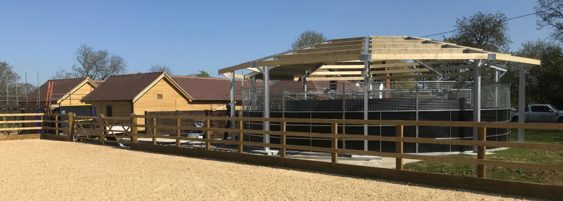 Mark Scott Arena - Complete Equine Facilities